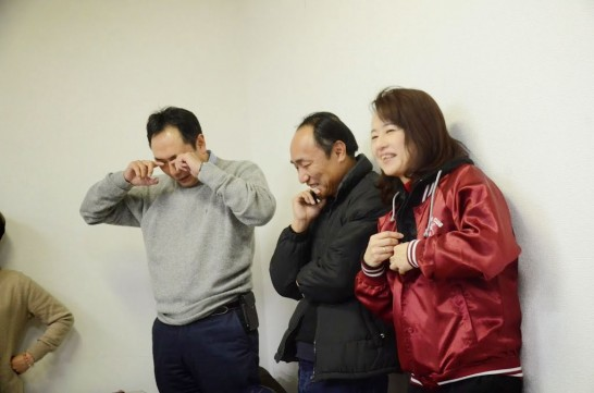 岳陽同窓会引継式8