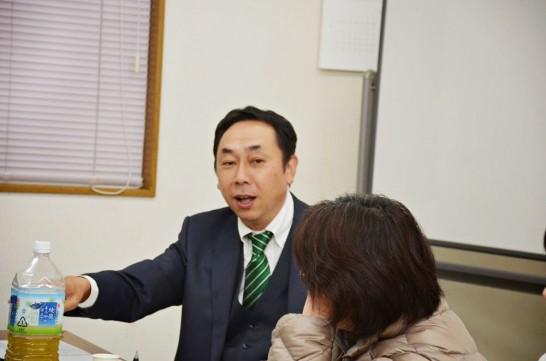 岳陽同窓会36回生副実行委員長兼運営委員長