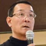 36回生副実行委員長のあいさつ1/ユニフォームスタイルの提案