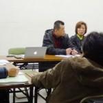 今日は岳陽同窓会36回生実行委員会です。