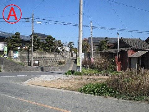 上伊田駅付近の画像A