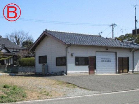 上伊田駅付近の画像B
