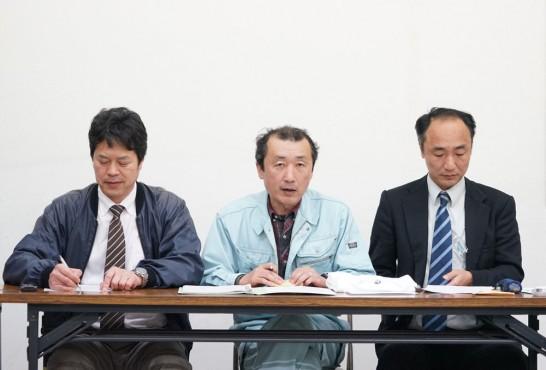 岳陽同窓会36回生実行委員会役員