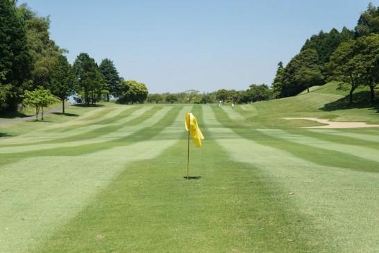 田川郡川崎町-ゴルフ場