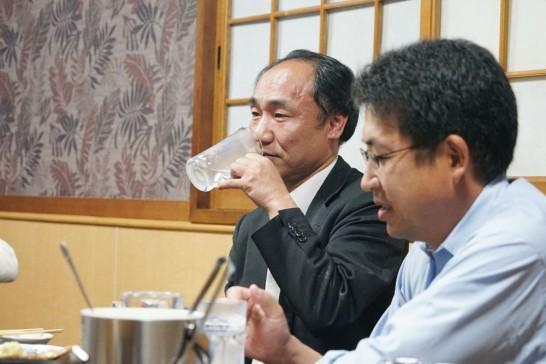 田川高校36回生事務局長
