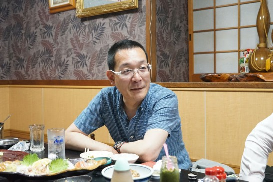 田川高校36回生副実行委員長2