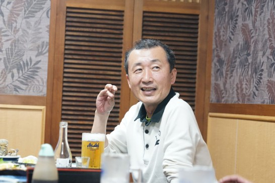 田川高校36回生実行委員長