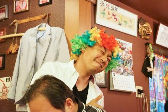 田川高校36回生岳陽同窓会懇親会-ちんちきちん18