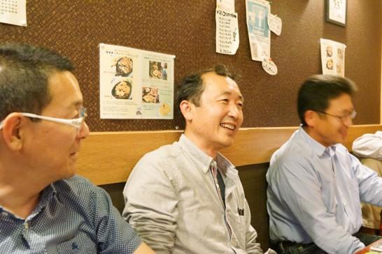 田川高校36回生岳陽同窓会懇親会-ちんちきちん6