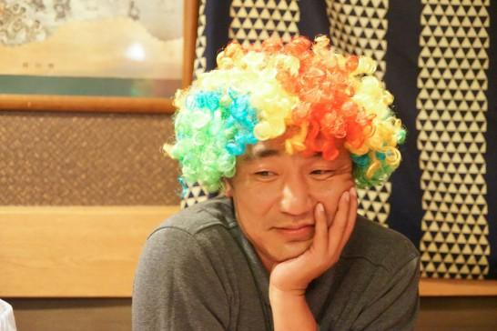 田川高校36回生岳陽同窓会懇親会-ちんちきちん9
