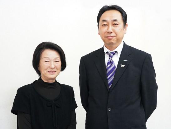 田川高校8回生先輩と36回生副実行委員長
