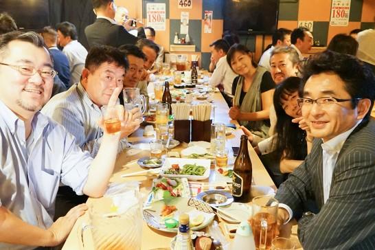 東京岳陽会総会二次会4