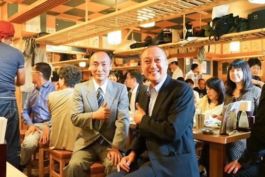 東京岳陽会総会二次会7