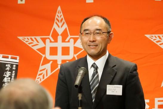 田川高校学校長