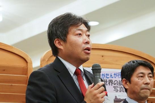 27年度嘉飯岳陽同窓会総会13