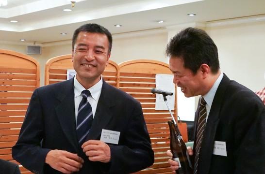 27年度嘉飯岳陽同窓会総会25