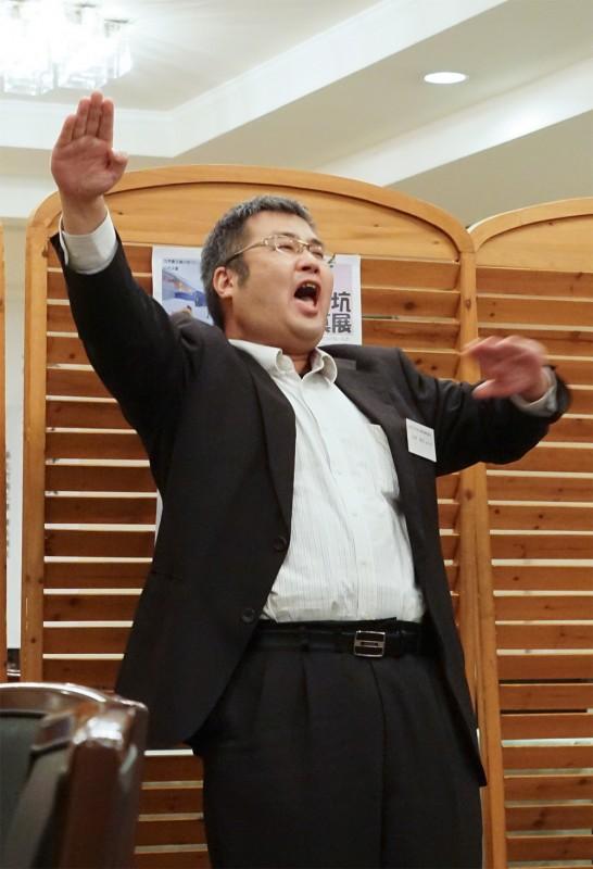 27年度嘉飯岳陽同窓会総会30