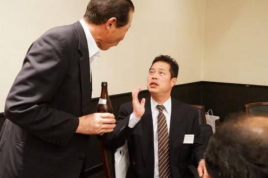 27年度嘉飯岳陽同窓会総会4