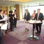 明日は東京岳陽会総会です。