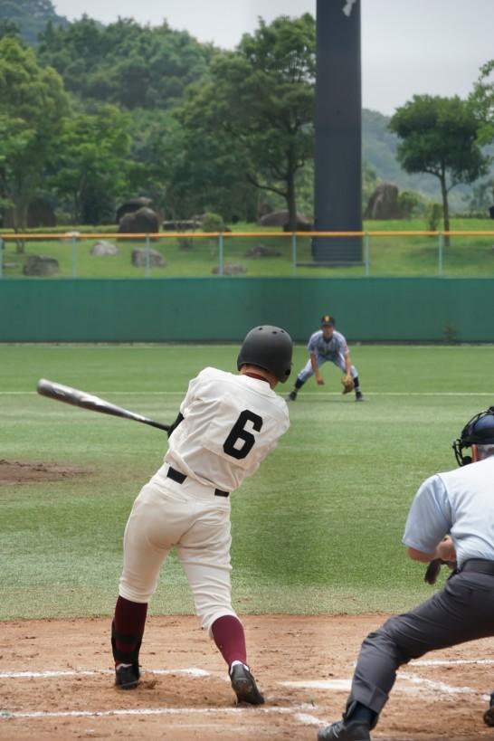 田川高校野球部福岡大会-1-4