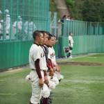 高校野球福岡大会~田川高校対東海大五高校