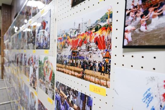 川渡神幸祭写真コンテスト写真展-4