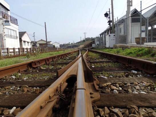 田川市伊田駅