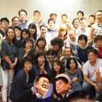 学年会費入金の報告53/平成27年度総会参加者①