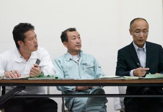 田川高校36回生実行委員会役員