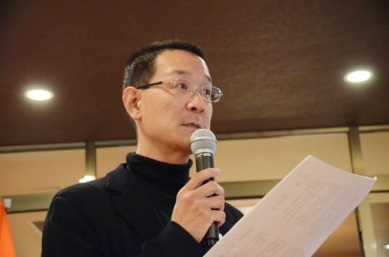 北九州岳陽同窓会幹事会 副実行委員長