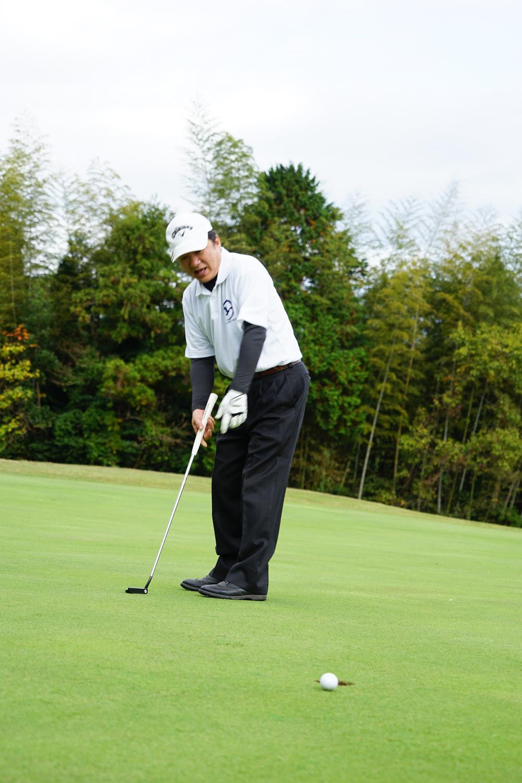 岳陽ゴルフ大会