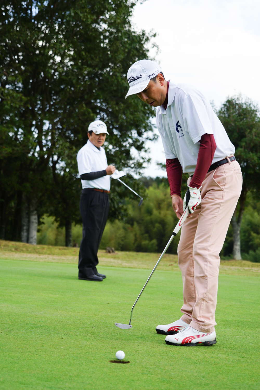 36回生田川高校ゴルフ