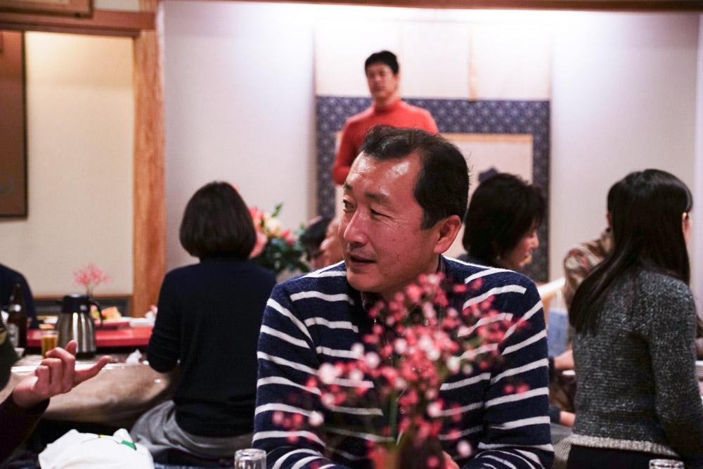 岳陽同窓会引継式