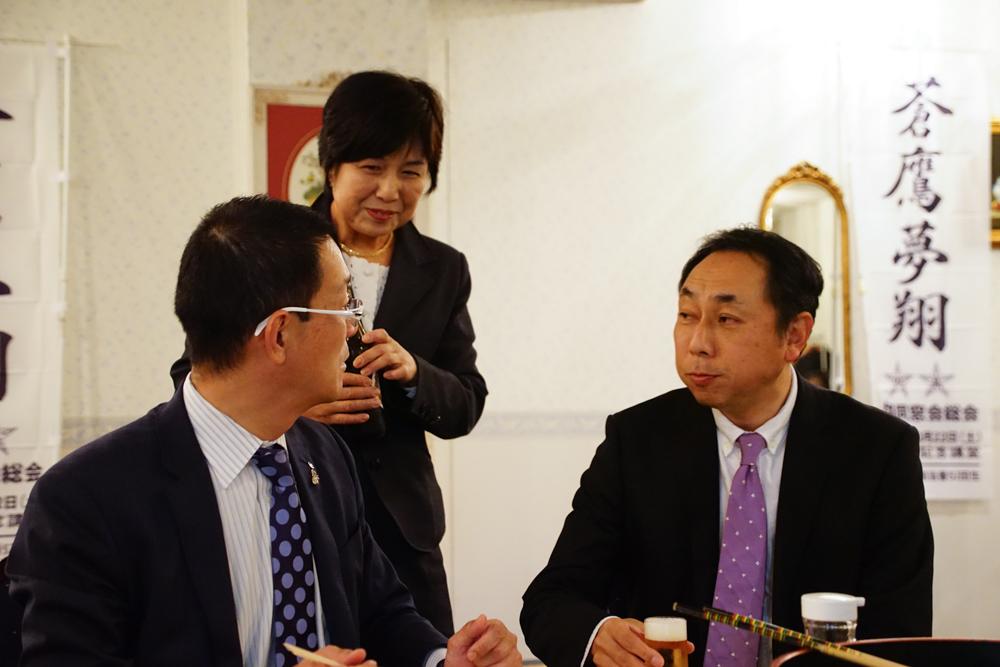 H27年度総会反省会・引継式・懇親会-07237