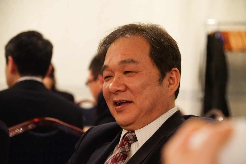 H27年度総会反省会・引継式・懇親会-07325