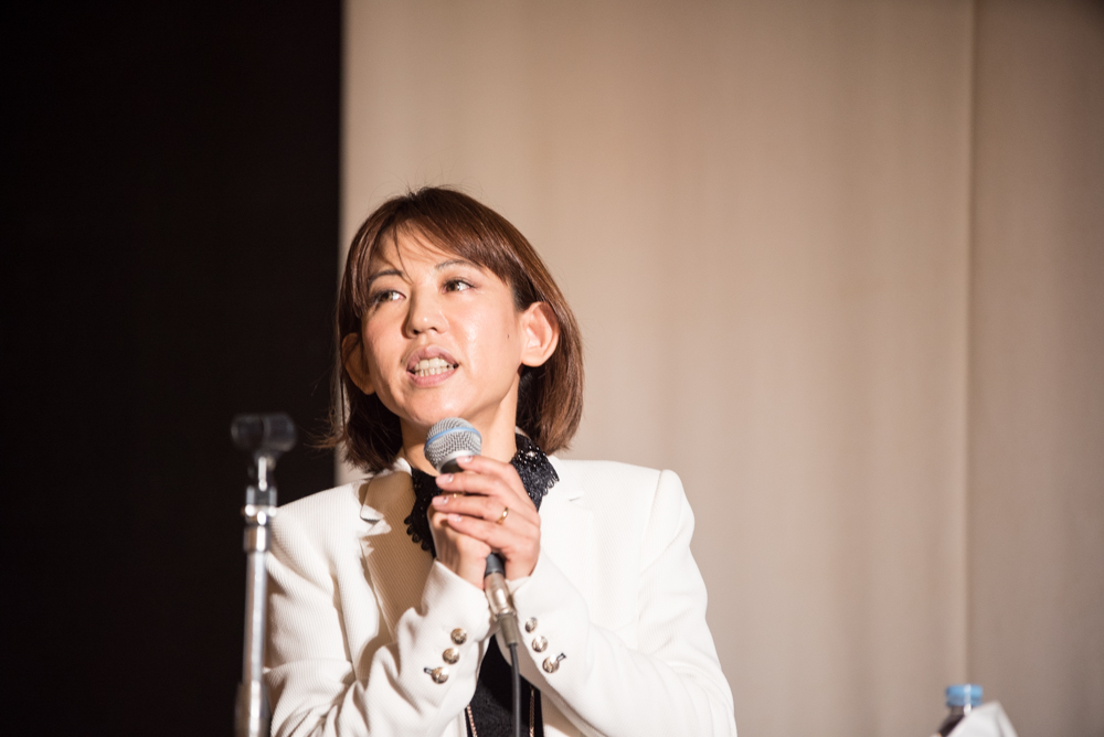 田川高校岳陽同窓会進路講演会リハーサルと準備-45