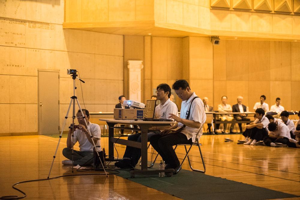 田川高校岳陽同窓会進路講演会-28