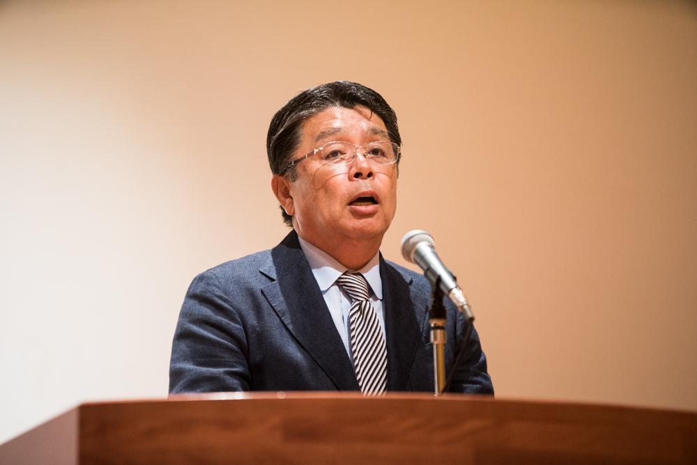 田川高校岳陽同窓会進路講演会-6