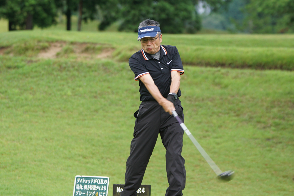 岳陽ゴルフ大会アウトスタート-03237