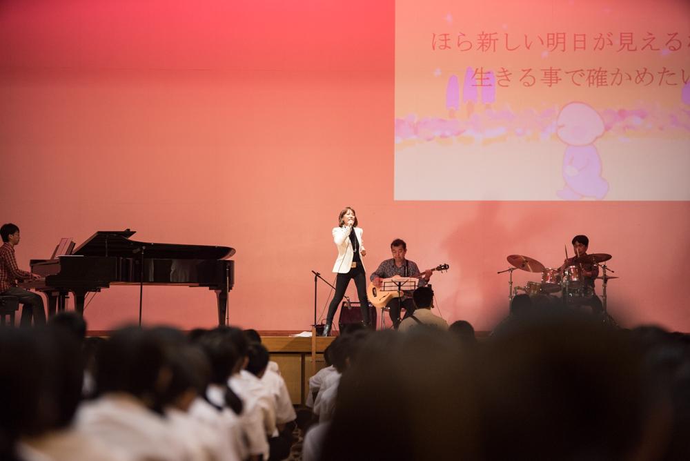 田川高校岳陽同窓会進路講演会-46
