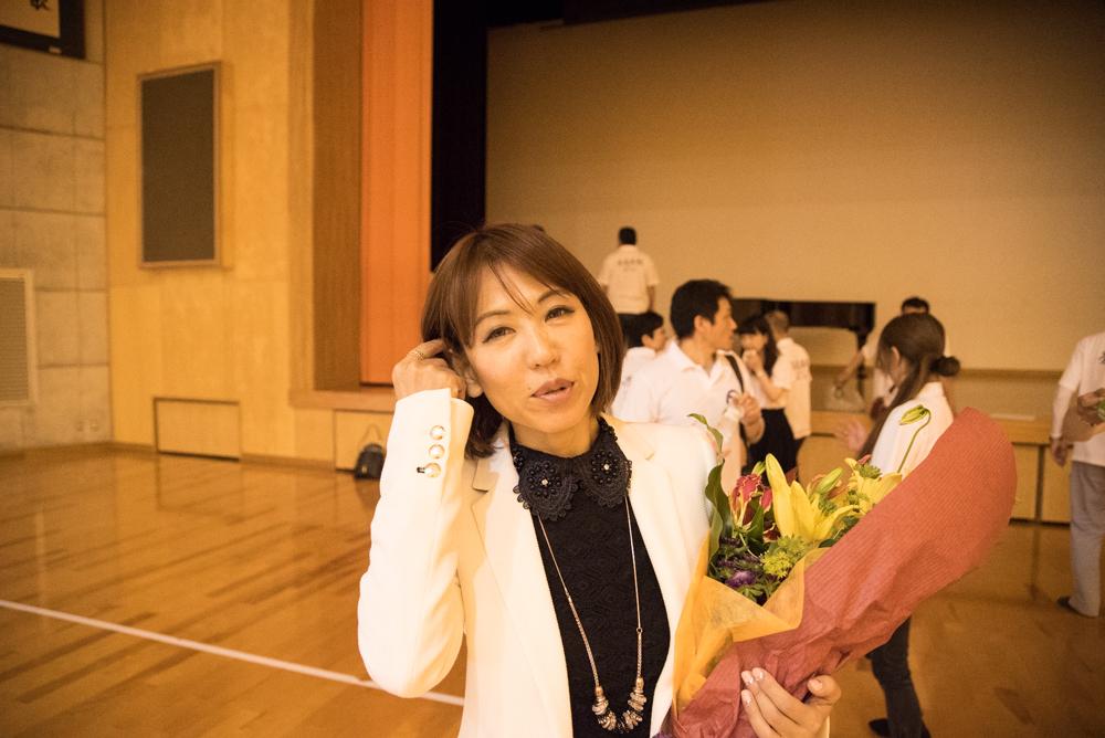 田川高校岳陽同窓会進路講演会-87