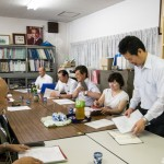 岳陽同窓会本部との総会に関する打ち合わせ会議の報告