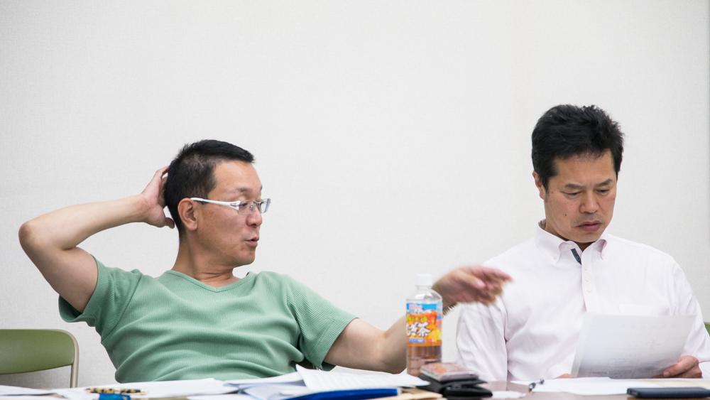 田川高校36回生緊急広告委員会会議-2