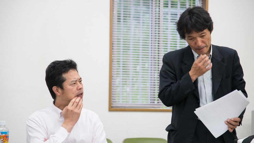 田川高校36回生緊急広告委員会会議