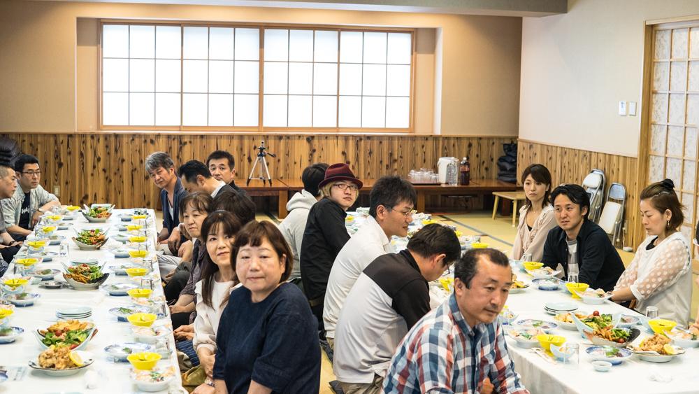 田川高校36回生52回生合同決起集会-3