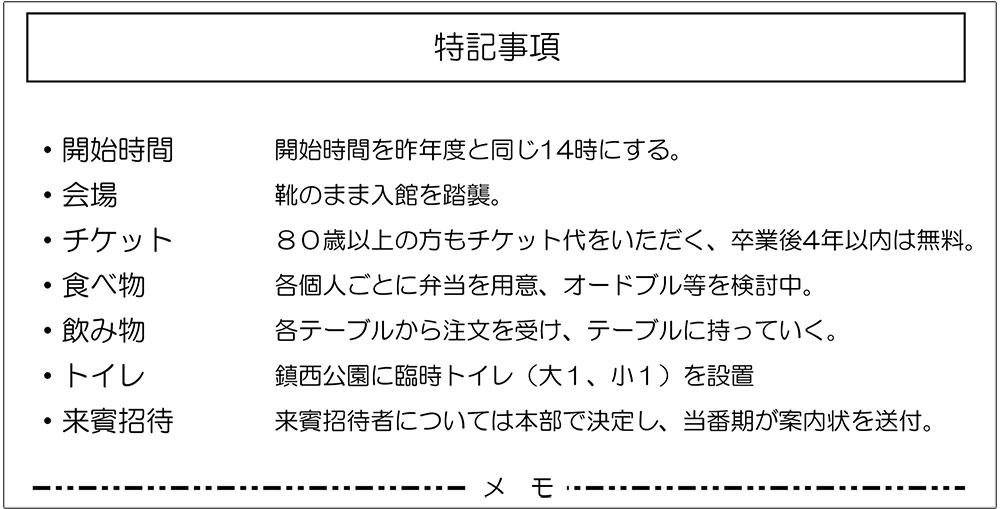 総会に関する打ち合わせ会1(本部役員)-4