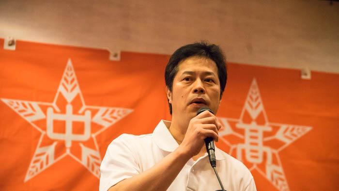 田川高校岳陽同窓会28年度幹事総会-31