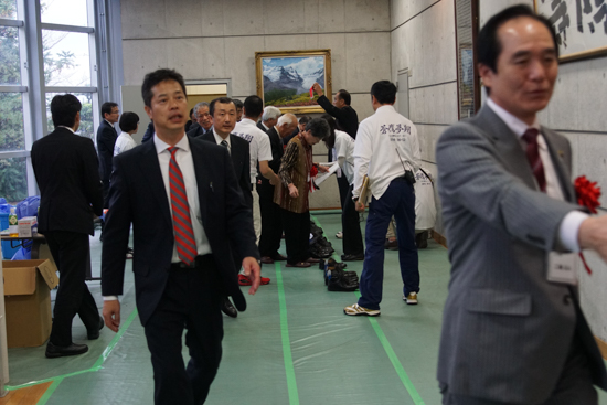 28年度岳陽同窓会総会の報告⑪総...